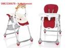 Tp. Hồ Chí Minh: Ghế ăn cho bé có đồ chơi Brevi B. Fun BRE279-233 – KM giảm giá CL1603549