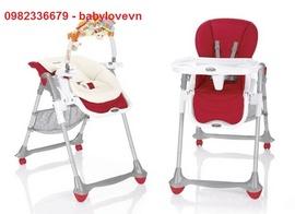 Ghế ăn cho bé có đồ chơi Brevi B. Fun BRE279-233 – KM giảm giá