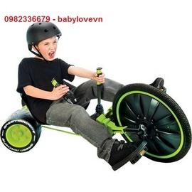 Xe đạp Huffy Green Machine 16″ Xanh Lá – KM giảm giá