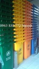 Tp. Hồ Chí Minh: Thùng rác 240l nhựa, thùng rác nhập khẩu Thái Lan. 0963 838 772 CL1609832