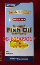 Tp. Hồ Chí Minh: Dầu Cá FISH OIL-Bổ sung chất béo cần thiết, tăng đề kháng, bồi bổ cơ thể CL1609832
