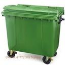 Tp. Hồ Chí Minh: Thùng rác 1100L nhựa HDPE, thùng rác 1100L nhập khẩu. 0963 838 772 CL1609832