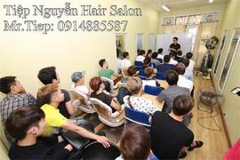 Tuyển sinh khóa 50, học nghề tóc, học cắt tóc, học viện tóc ở Hà Nội