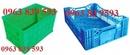 Tp. Hồ Chí Minh: Bán rổ nhựa, rổ nhựa công nghiệp, rổ nhựa có bánh xe dùng trong may mặc CL1695982P3