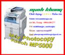 Tp. Hồ Chí Minh: Máy photocopy A3 RICOH MP 5000 giao hàng + lắp đặt + bảo trì miễn phí giá tốt CL1610840