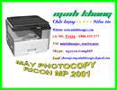 Tp. Hồ Chí Minh: Máy photocopy mini RICOH MP 2001 giao hàng + lắp đặt+ bảo trì miễn phí giá tốt CL1610840