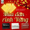 Tp. Hồ Chí Minh: Mua đàn piano nhận ngay 01 chỉ vàng SJC tại Minh Thanh PIANO CL1617315