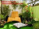 Tp. Hồ Chí Minh: Cung cấp, lắp đặt thảm cỏ nhân tạo trang trí quán cà phê CL1615706