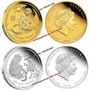Tp. Hồ Chí Minh: 51421g Đồng xu mạ vàng in hình khỉ giá 3 triệu đồng cho tiệm thời trang dùng để CL1621589