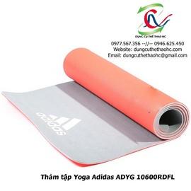 Thảm tập Yoga Adidas ADYG 10600RDFL