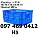 Tp. Hồ Chí Minh: cung cấp sóng nhựa, sóng bít và hở chất lượng tốt nhất CL1597802