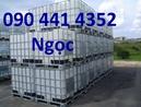 Tp. Hồ Chí Minh: Thùng nhựa, thùng 1000l, thùng nhựa 1000 lít, cũ và mới chất lượng cao, giá rẻ CL1597802