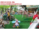 Tp. Hồ Chí Minh: Thảm cỏ nhân tạo cho sân vườn, khu vui chơi trẻ em CL1601720