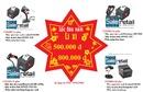 Tp. Hà Nội: Lì xì 500k-800k cho bộ sản phẩm bán hàng siêu thị CL1615936