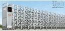 Tp. Hồ Chí Minh: Cổng xếp làm bằng inox 304 CL1626039