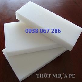Tấm nhựa đặc PP, PE công nghiệp