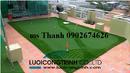 Tp. Hà Nội: Không gian sống động với thảm chơi golf mini CL1619543