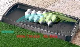 Khay cao su đựng banh golf - 0906 730 626