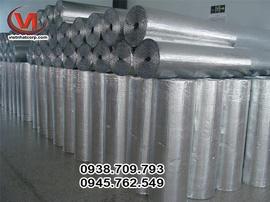 Túi khí cách nhiệt nhà xưởng, giấy bạc chống nóng hiệu quả cho mái tôn giá rẻ
