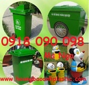 Bà Rịa-Vũng Tàu: xe rác nhựa, thùng rác công nghiệp, thùng rác hình con thú CL1621865