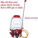 Tp. Hà Nội: Địa chỉ phân phối máy phun thuốc trừ sâu ,máy phun thuốc KSA35H CL1648512P15