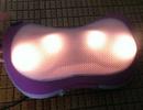 Tp. Hà Nội: gối mát xa chính hãng Nhật Bản, gối massage giảm đau vai gáy tốt nhất CUS35553P2