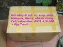 Tp. Hồ Chí Minh: Nơi Gửi Tranh Thiêu Đi Mỹ, Gửi Tranh Đi Úc , Pháp giá rẻ nhất tại sài gòn CL1703284