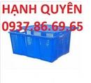 Bắc Ninh: thùng nhựa b10, hộp nhựa c3, sóng nhựa rỗng hs007 CL1634906