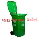 Tp. Hồ Chí Minh: Thùng rác hdpe 240l nhập khẩu CL1597802