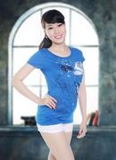 Tp. Hồ Chí Minh: Áo Thun Nữ Hoa Văn CL1622134