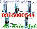Tp. Hồ Chí Minh: Xe nâng tay cao thủy lực, xe nâng hàng lên cao 1. 6m, 2m, 3m CL1624384