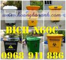 Tp. Hồ Chí Minh: Chuyên cung cấp các loại thùng rác y tế đạp chân 15l, 20l, 60l, 120l, 240l giá rẻ RSCL1279983