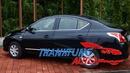 Tp. Hà Nội: Nẹp viền khung kính, Viền khung kính cho xe Nissan sunny RSCL1679276