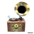 Tp. Hồ Chí Minh: Máy phát đĩa than, Bluetooth, USB, Radio, CD PYLE - Nhập từ Mỹ CAT17_128_150