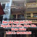 Tp. Hà Nội: Bán nhà mặt phố số 94 Nguyễn Tư Giản, Phúc Tân, Hoàn Kiếm, Hà Nội RSCL1674968