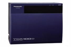 Tổng đài Panasonic KX-TDA100D chính hãng - staphone