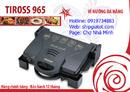 Tp. Hà Nội: Bán buôn, bán lẻ máy ép nóng bánh mỳ, máy kẹp nóng vỏ bánh mỳ CAT17_131_181