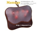 Tp. Hà Nội: Gối massage hồng ngoại 5D Japan ENK 6 bi xoay CL1125960