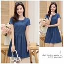 Tp. Hồ Chí Minh: Đầm Jean giá rẻ CL1639099