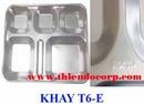 Tp. Hồ Chí Minh: Khay inox 304, khay ăn inox, khay cơm inox, khay cơm phần CL1259472