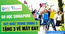 Tp. Hải Phòng: Vinahure: Tặng 3 vé máy bay khi du học James Cook Singapore CL1639925