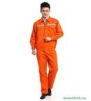 Trà Vinh: Bán quần áo bảo hộ lao động phản quang màu cam tại Trà Vinh CL1628356