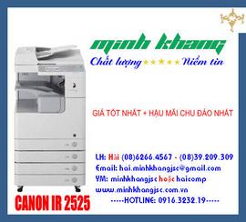 Máy photocopy CANON 2525, canon ir 2525 giá gốc