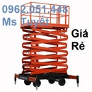 Tp. Hà Nội: Đại lý cấp một chuyên bán thang nâng người Đài Loan giá tốt nhất CL1408960