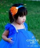 Tp. Hồ Chí Minh: Đầm công chúa thiên nga xanh cho bé PD6 CL1636737