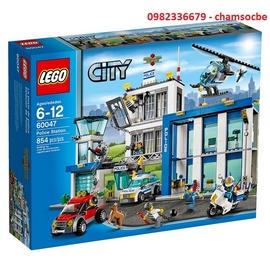 Sở cảnh sát Lego city 60047 police station – km giảm giá