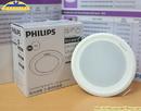 Tp. Hà Nội: Đèn led âm trần 5w Essential philips tiết kiệm 85% CL1640471