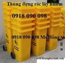 Tp. Cần Thơ: bán thùng rác y tế các loại giá cạnh tranh CL1636621