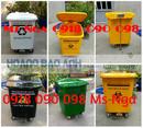 Tp. Cần Thơ: phân phối thùng rác trong bệnh viện, thùng rác y tế, thùng đựng rác thải nguy hại CL1636621