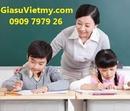 Tp. Hồ Chí Minh: Gia sư toán dạy luyện thi CL1659726